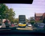 Tipico bus irlandese!!
