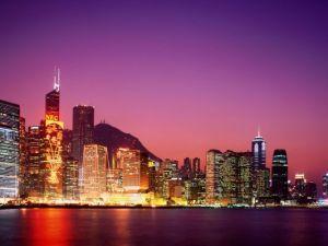 ecco Hong Kong!