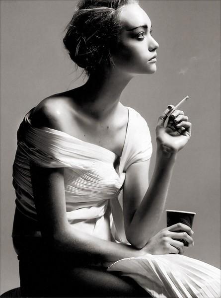 Steven Meisel - Gemma Ward